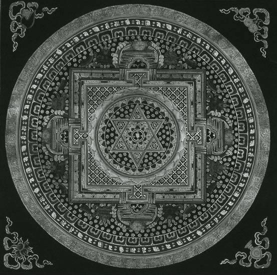 Sacred Geometry Mandala Twiggietruth