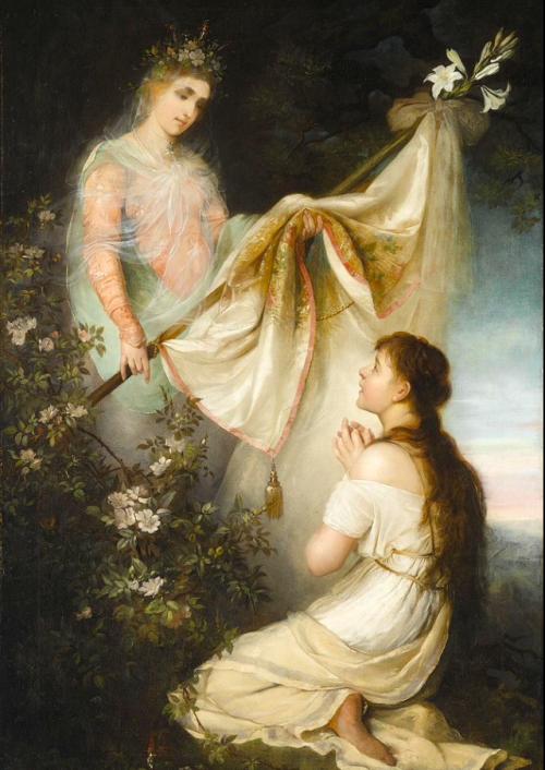 Joan of Arc, Genrikh Ippolitovich Semiradsky