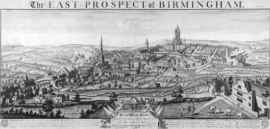 Birmingham in 1732.