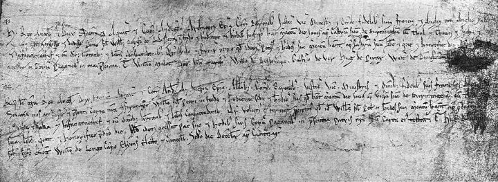 The charters of 1166 and 1189 that established Birmingham as a market town and seigneurial borough