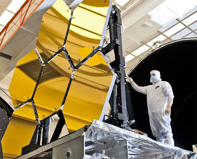 James Webb Space Telescope to TiVo Universe's Birth