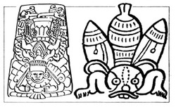 he Ancient Mayans had an actual Bee God, known as Ah-Muzen-Cab. And bee motifs have been found in several of the Mayan ruins. It is believed that these motifs designated that specific city as being one that produced honey. The Mayans also revered honey as a food of the gods. Aegean cultures believed that the honey bee was a sacred insect that bridged the natural world to the underworld.