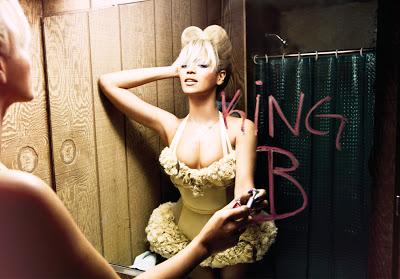 Beyonce - Photoshoot 2011-05