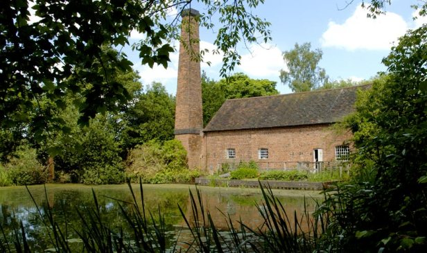 A 250 year old working watermill famous for its association with author J.R.R Tolkien.
