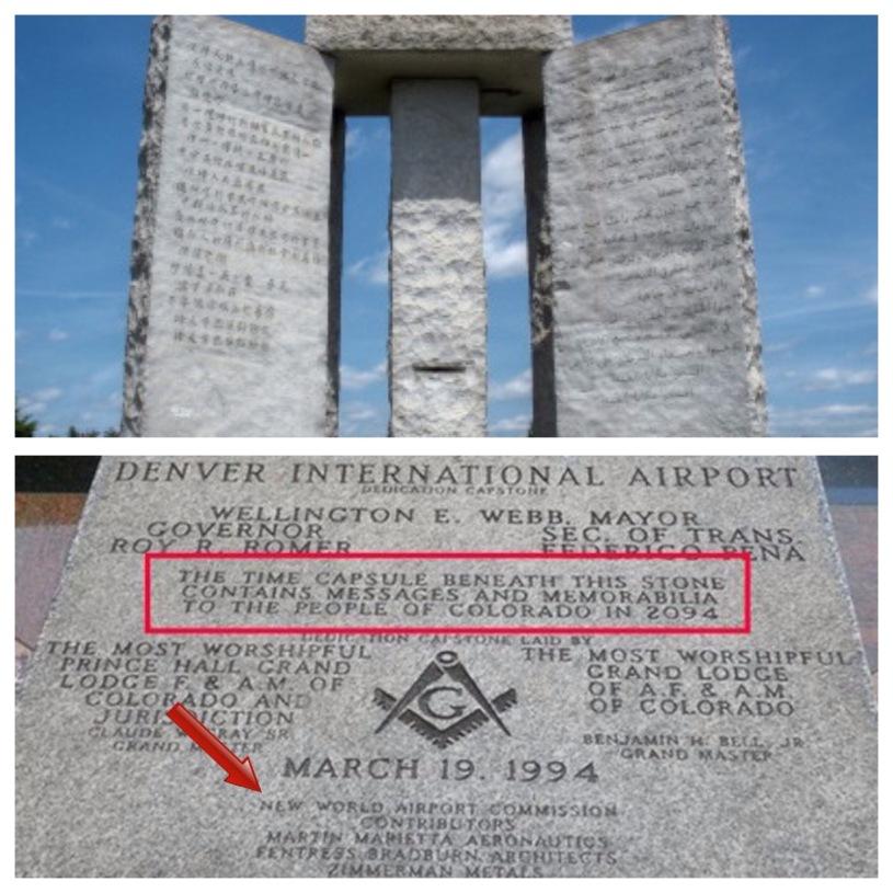 Denver Airport Den