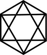 Oddly enough, the number 6 appears in a hexagram 9 times, and a hexagram itself equals 666