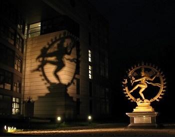 cern-shiva-statue