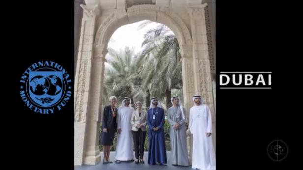 Palmyra Arch 12-14th February Dubai