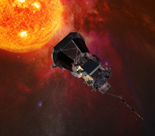NASA Renames Solar Probe Mission to Honor Pioneering Physicist Eugene Parker