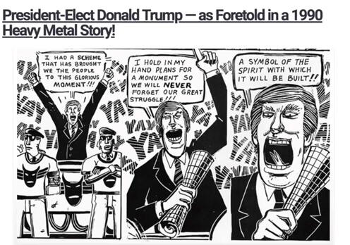 Donald Trump Cult Of Saturn Jupiter Twiggietruth